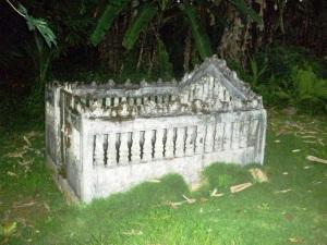 lubang awal kuburan Syeikh Burhanuddin