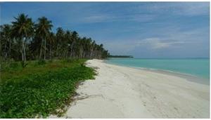 (1) pantai Aceh Singkil